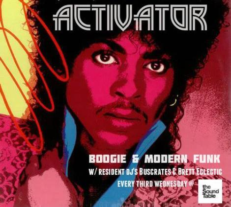 activator-the sound table weds